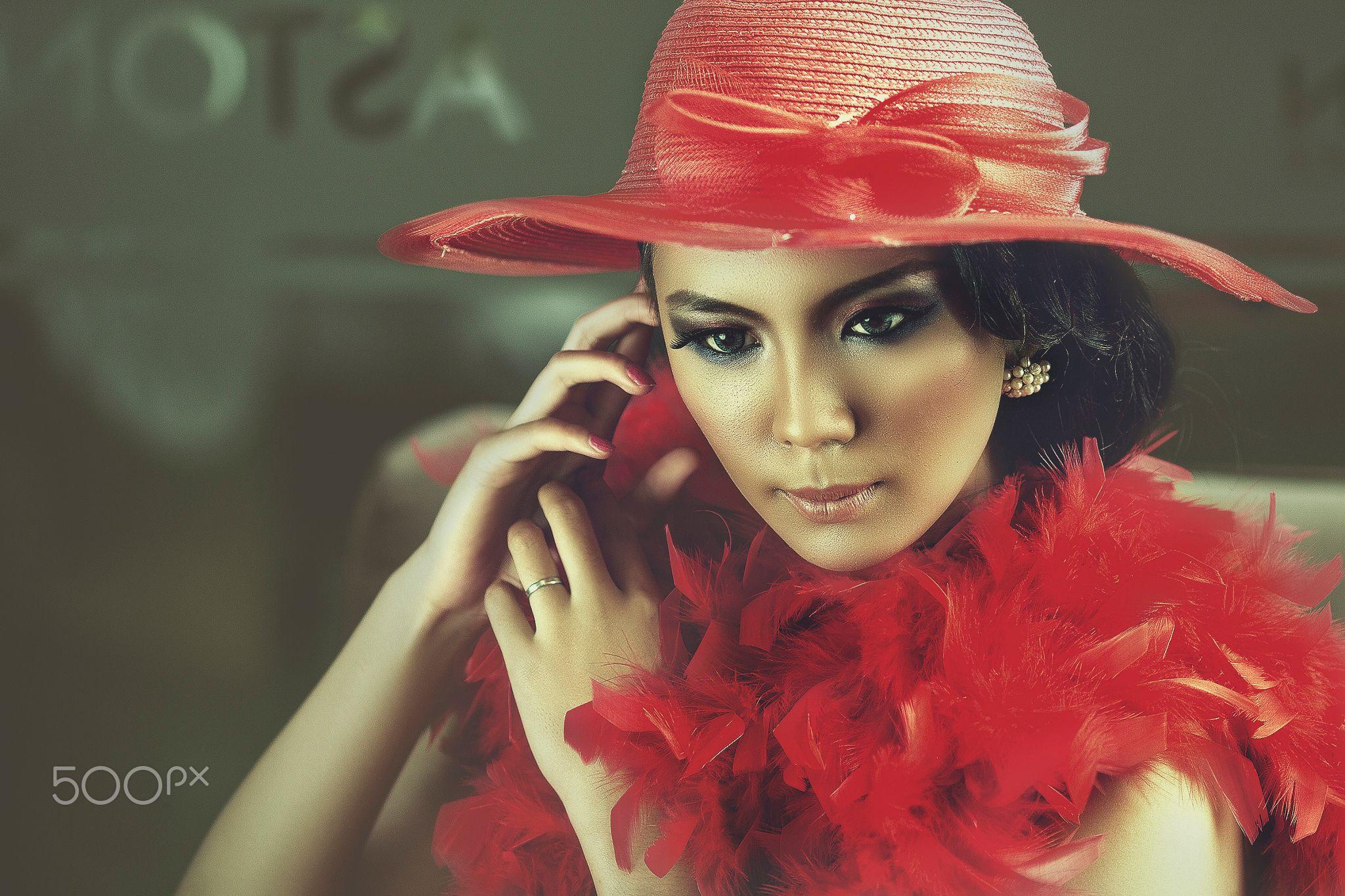 Asian Girl - Henfra M Photography