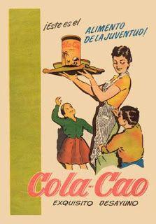 cola-cao  #publicidad #anuncios #marketing #vintage
