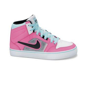 Nike Ruckus 2 High-Top Skate Shoes - Girls  fc74e566b