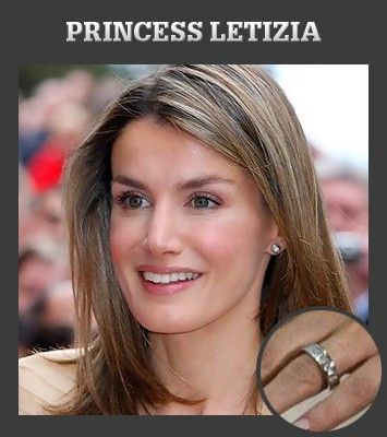 What do you think of Princess Letizias engagement ring Vote now in