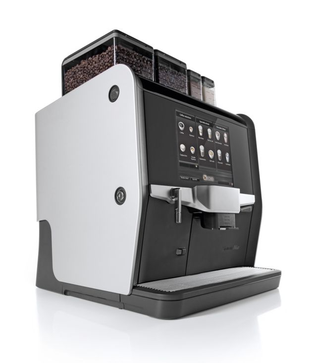 Nio - Fully Automatic Coffee Maker   Industrial Design ...