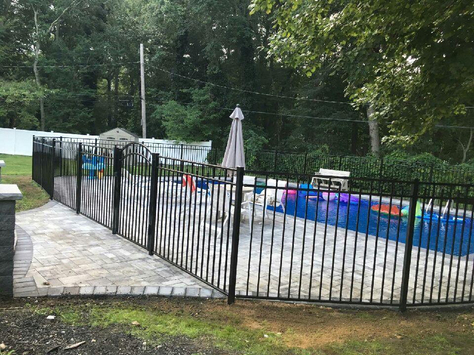 54 Aluminum Pool Code Fence Gate Aluminum Pool Fence Gates And Railings Pool Safety Fence