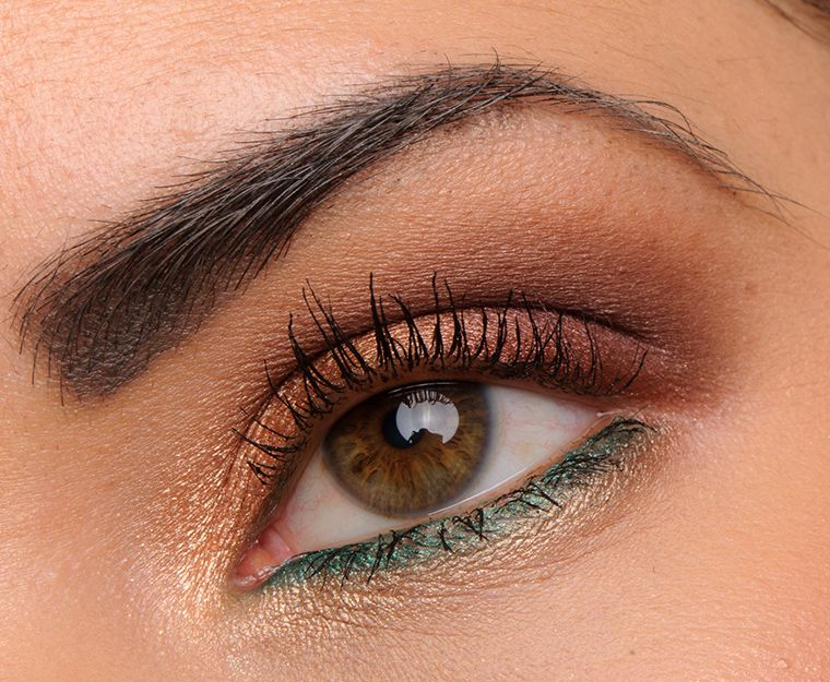 Tom Ford Honeymoon Eyeshadow Quad Review Photos Swatches Eye
