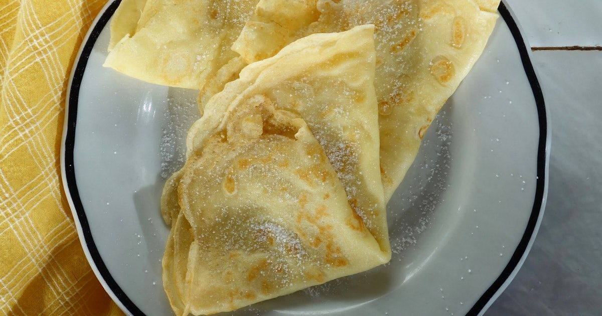 Crepe Recipe For One Person