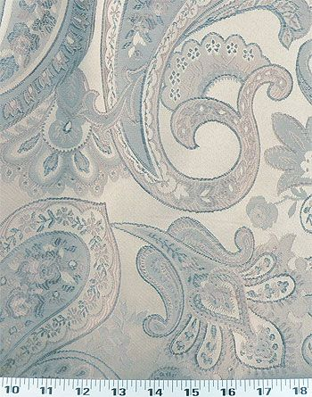 Diamond Washed Jacquard Natural Antiques Online Drapery Fabric
