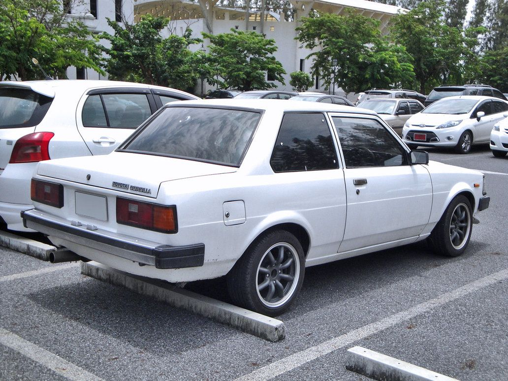 Kelebihan Toyota Corolla 2 Spesifikasi