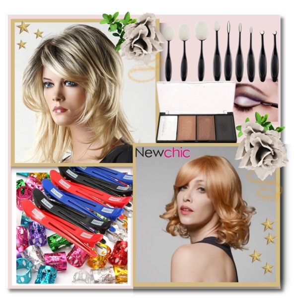 2. Newchic by andrea2andare on Polyvore featuring beauty