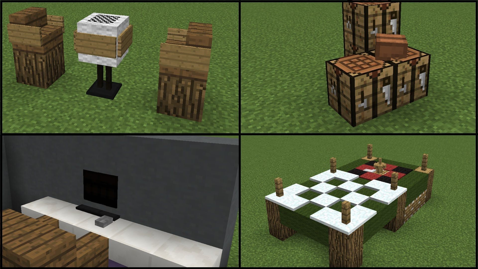 Minecraft Armour Stands Building Tricks And Tips