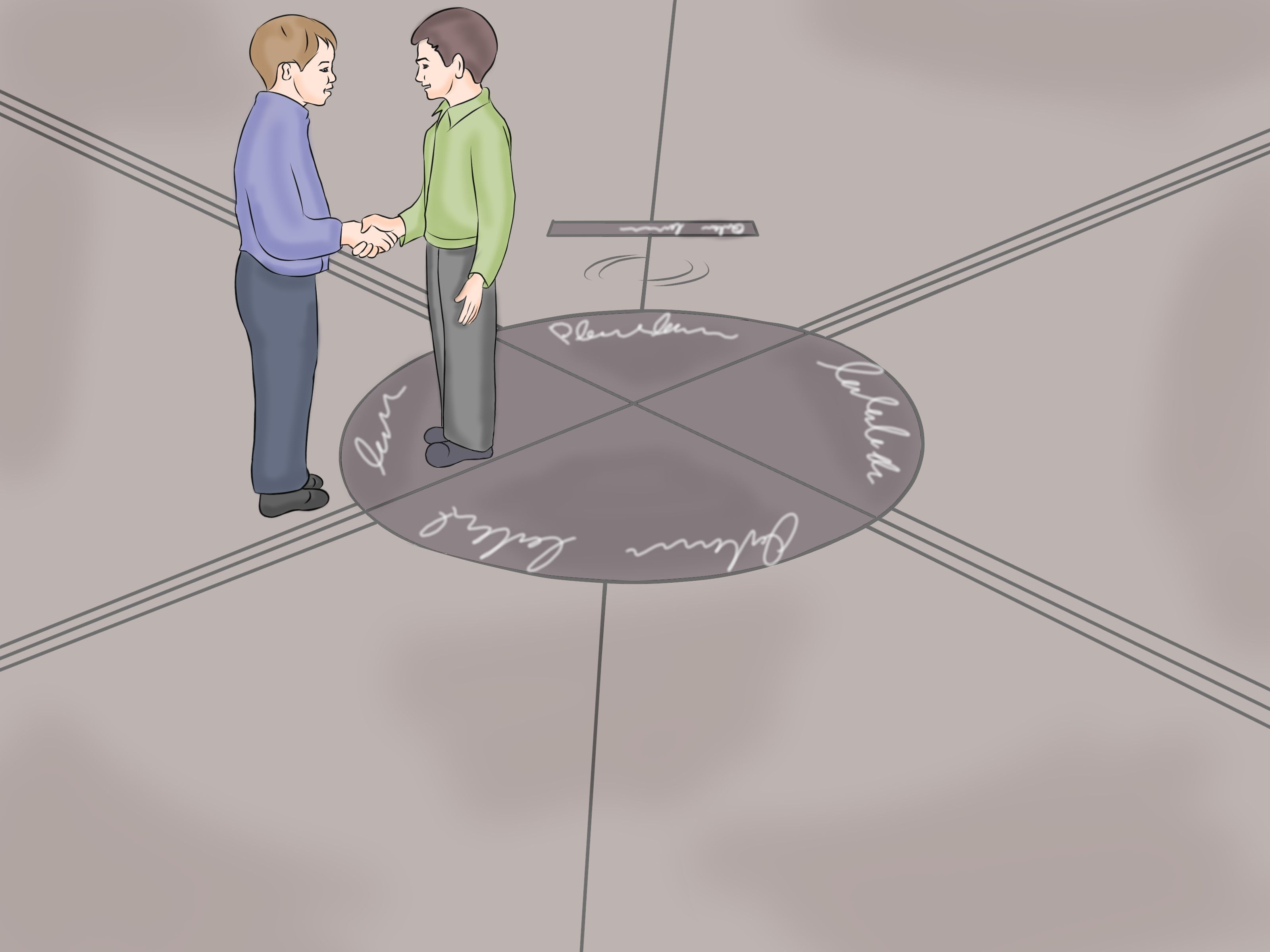Play Four Corners Four corners, Play, Choices game