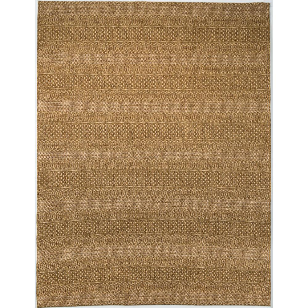 Hampton Bay Natural Tan 8 Ft X 10