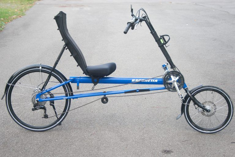 Used Bacchetta Agio In 2020 Recumbent Bicycle Bicycle Ebike