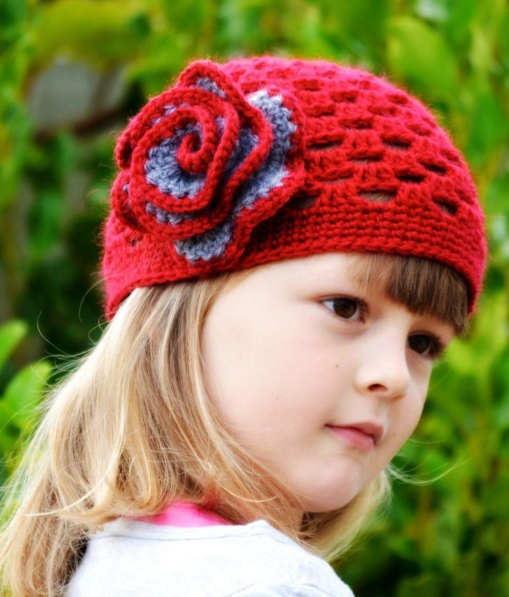 Top 10 DIY Crocheted Hats | Häckeln, Stricken und Nähen