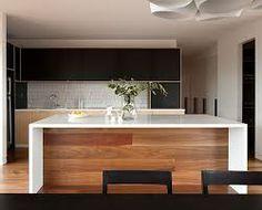 modern white kitchen designs with timber - Google Search | Kitchen ...