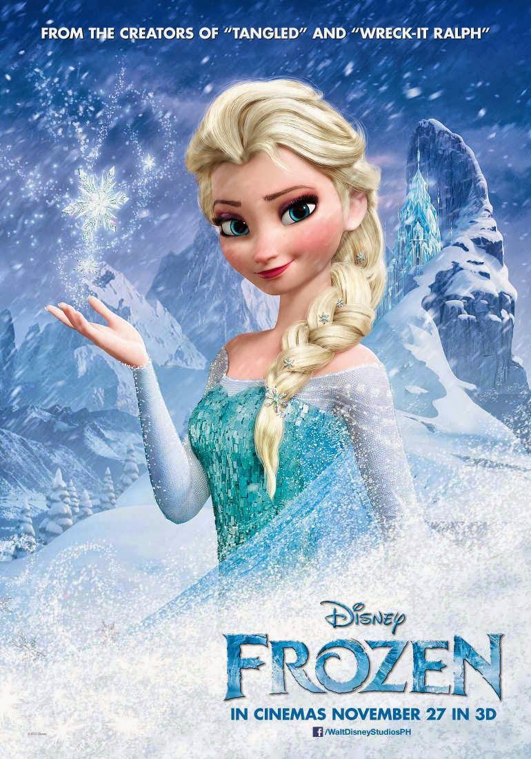 Elsa Frozen La Pelicula Frozen Una Aventura Congelada Imagenes De Frozen