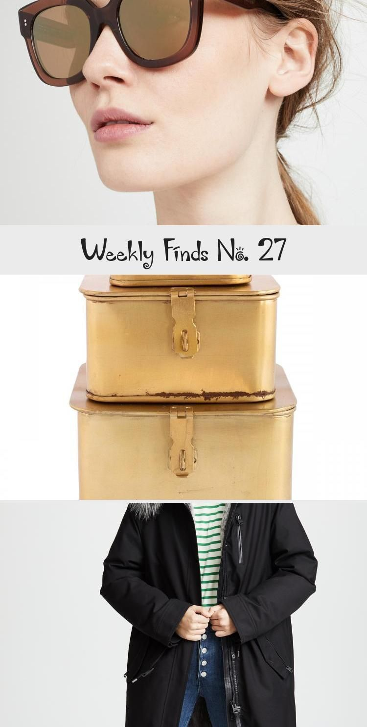 Weekly Finds No 27  MAKEUP   Weekly Finds No 27  MAKEUP Makeup Products Lifestyle blogger Lexi of Glitter Inc shares her favorite weekly finds from around the web includi...