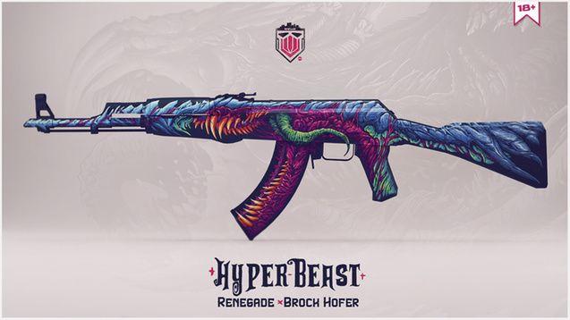 Steam Workshop Ak47 Hyper Beast Hyper Beast Wallpaper Hyper Beast Go Tattoo