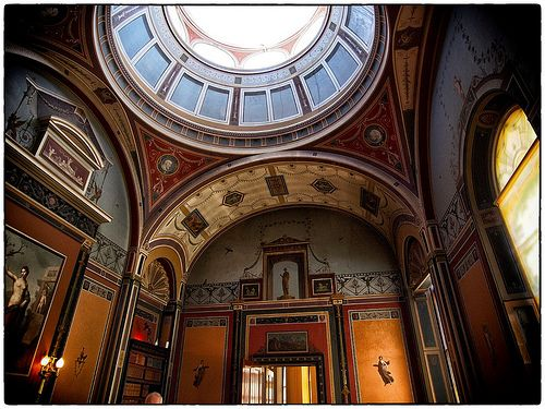 Ickworth House Classical Interior Design Stately Home Historic Homes