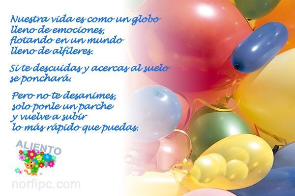 Frases Y Poemas De ánimo Aliento Esperanza Y Fe Imagenes De