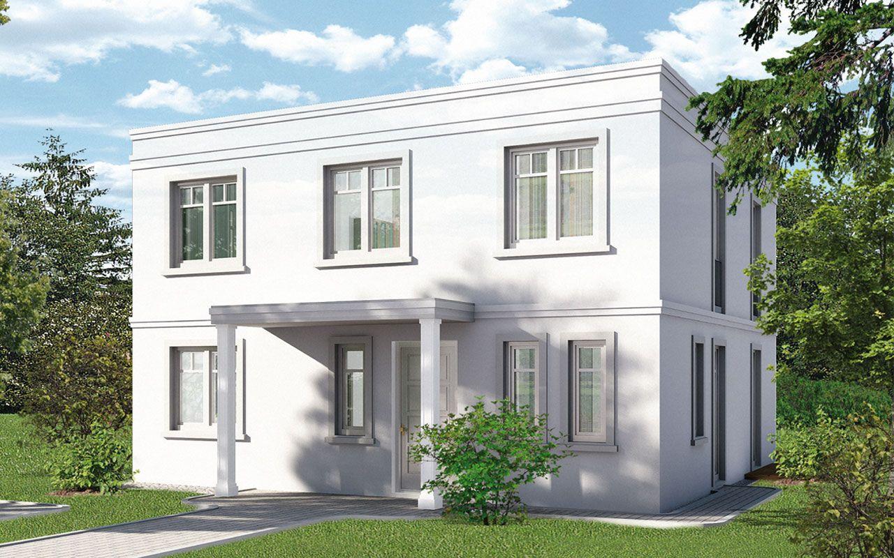 Planungsvorschlag quadra classica Haus pläne