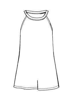 Photo of snap-snap-pattern: How do I sew a dress 1?