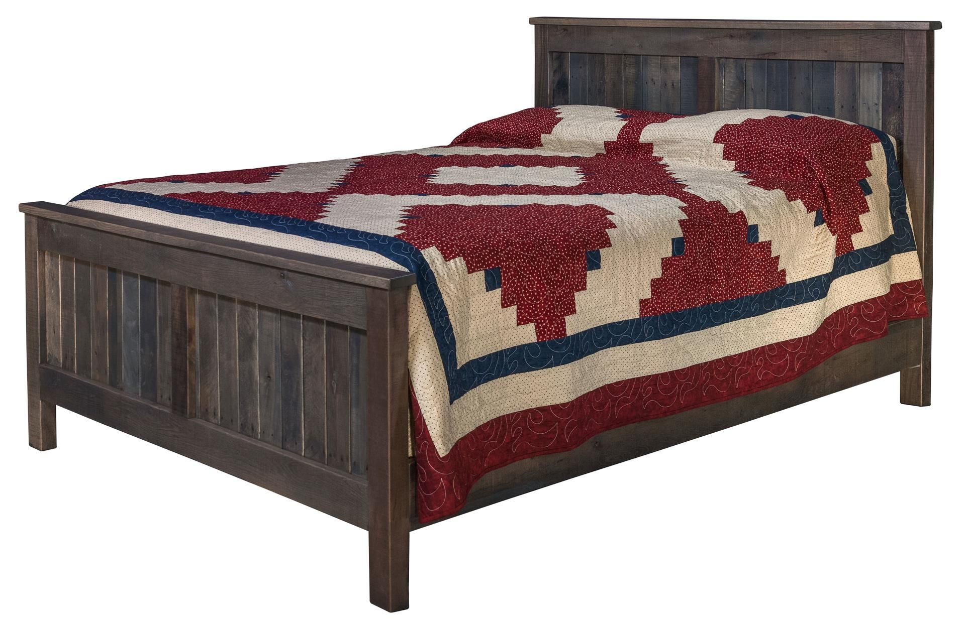 Pallet wood farmhouse bed pallet wood pallets and wood beds