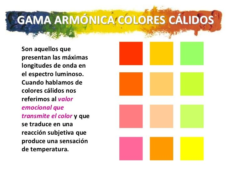 colores calidos colores frios - Buscar con Google | Color taller ...