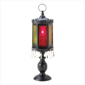 Diy moroccan table lamp 1 moroccan lantern 1 candle pedestal 1 lamp diy moroccan table lamp 1 moroccan lantern 1 candle pedestal 1 lamp repair kit 1 keyboard keysfo Choice Image