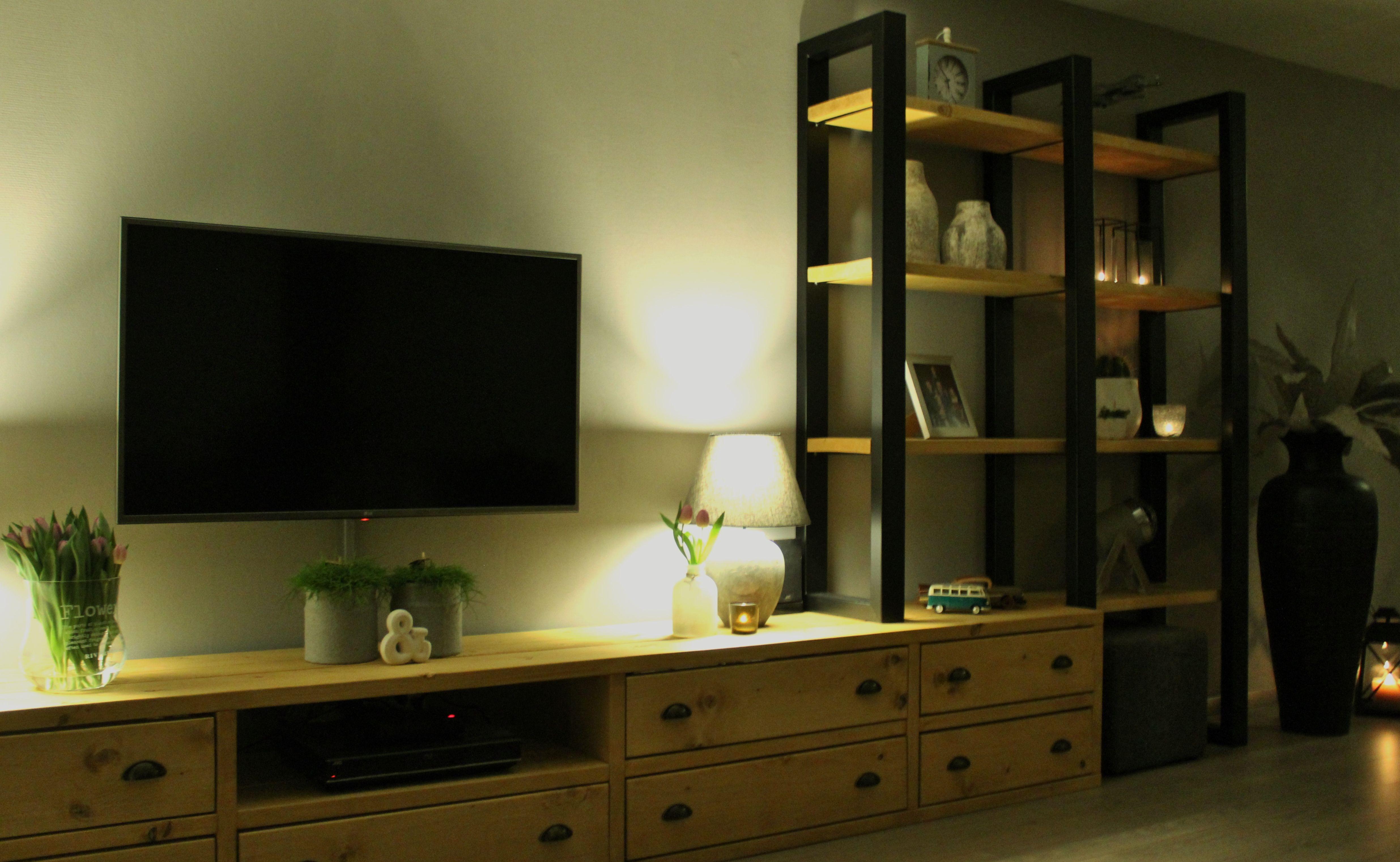 Tv meubel kast a vendre ememain be