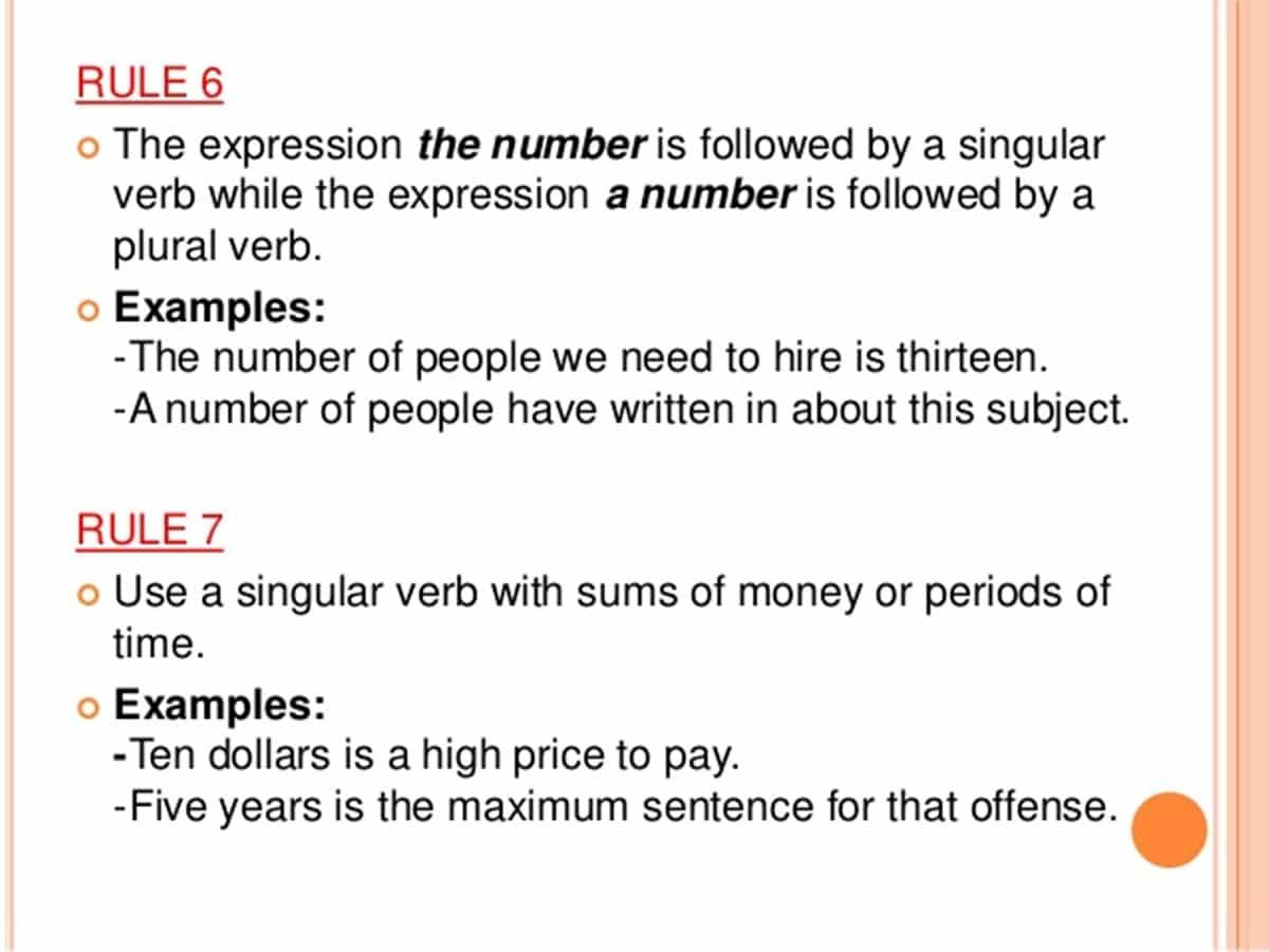 Must Know Rules For Subject Verb Agreement Eslbuzz Learning English Subject And Verb Subject Verb Agreement Subject Verb Agreement Rules [ 901 x 1200 Pixel ]