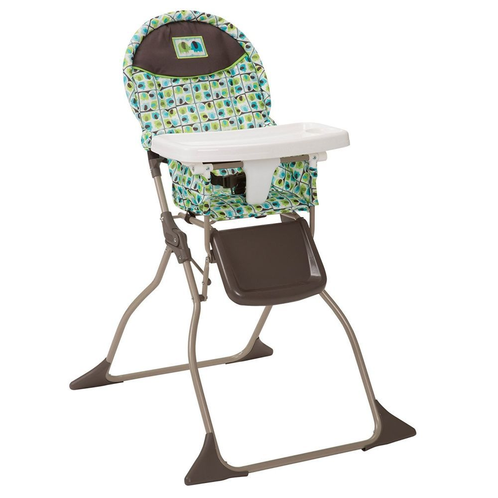 Portable Baby High Chair Infant Toddler Feeding Booster Folding ...