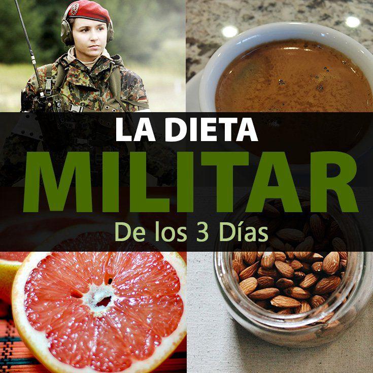 La Dieta Militar Es Solo Una De Las Tantas Que Podras Encontrar Navegando Por Paginas De Die Dieta Militar Dieta Para Perder Grasa Comidas Saludables Adelgazar