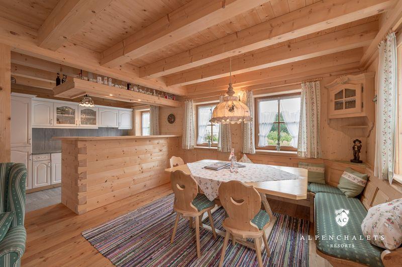 Holzchalet bei Hochötz Hüttenurlaub in Ötztal mieten