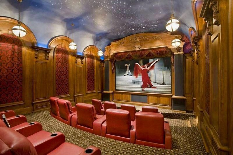 Man Cave Wine Cellar Ideas Home Theater Seating At Home Movie