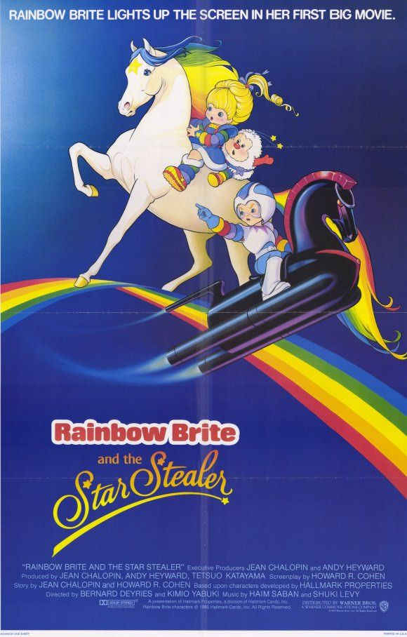 Rainbow Brite: Dont act like you didnt like Onyx!!!! (the ...