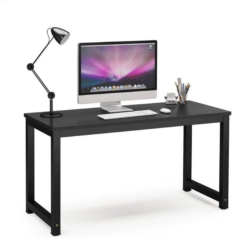 Computer Desk Office Desk Computer Table Study Writing Desk Etsy Simple Office Desk Large Office Desk Office Desk