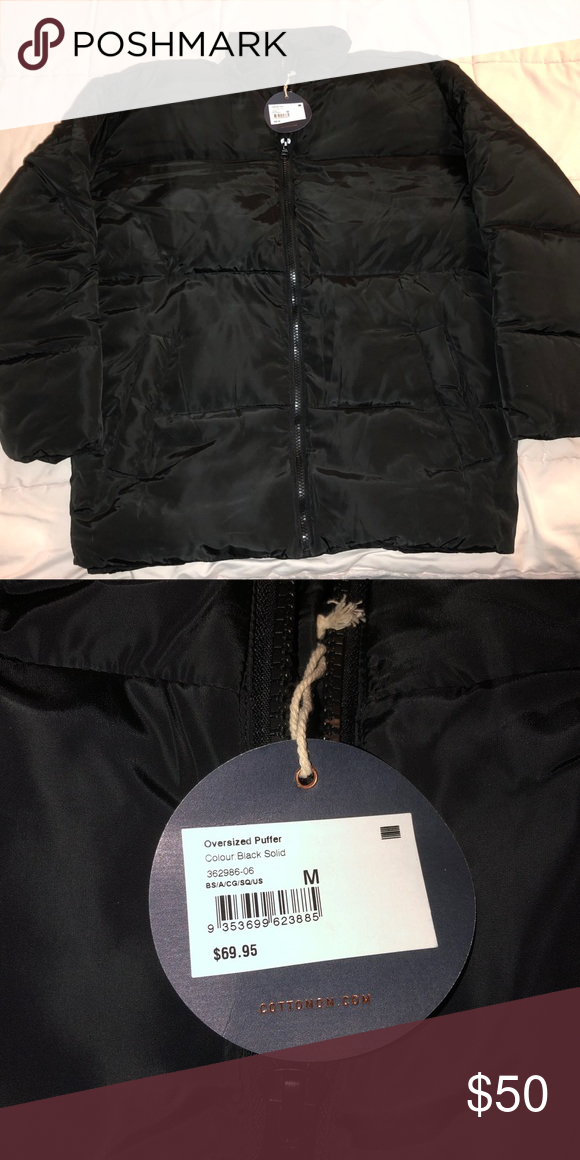 c7af37067a0c Brunswick Garments Oversized Puffer Jacket • Brunswick Garments by ...