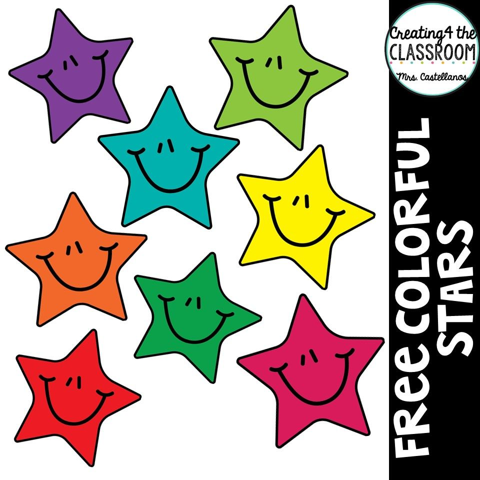 hight resolution of free adorable star clip art