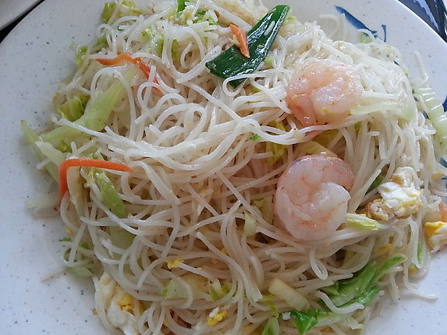 Shrimp Chow Mei Fun One Of My Favorite Chinese Dishes The Flying