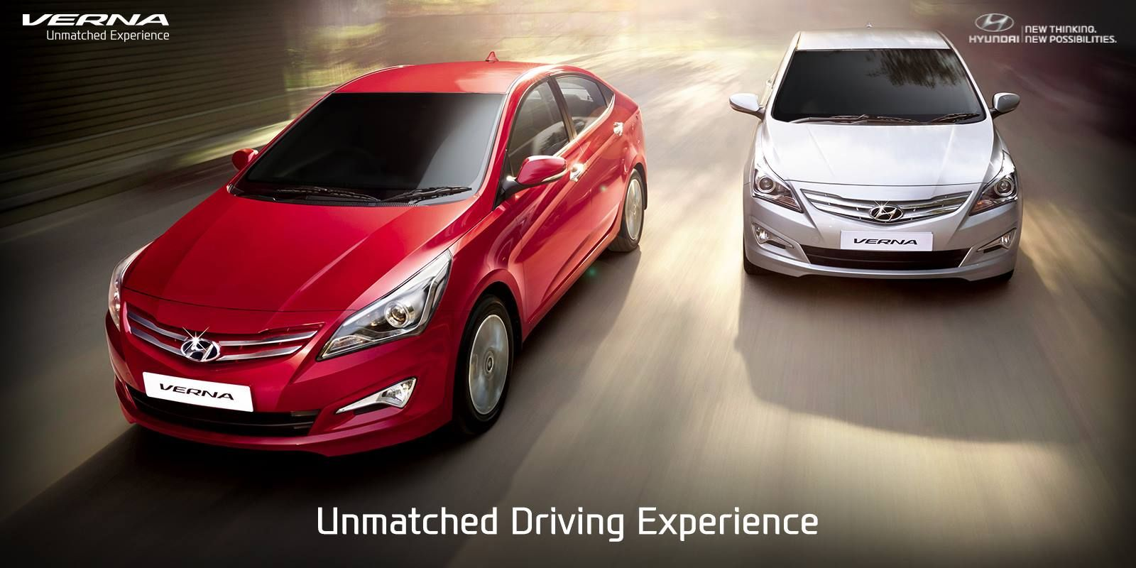 The Unmatched Driving Experience of # Hyundai # Verna ...