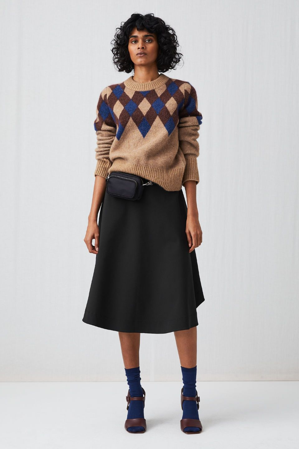 c68ca0960806 Heavy Cotton A-line Skirt - 2019 | Products | Skirts, A line skirts ...