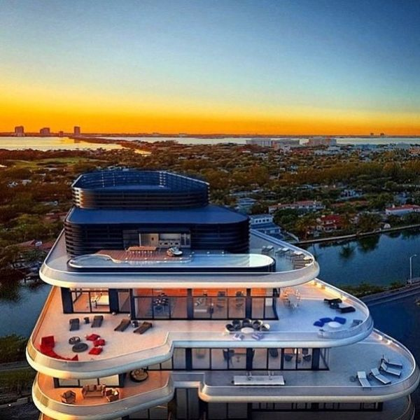 Luxury Condo, Miami Beach Penthouse, Luxury Life