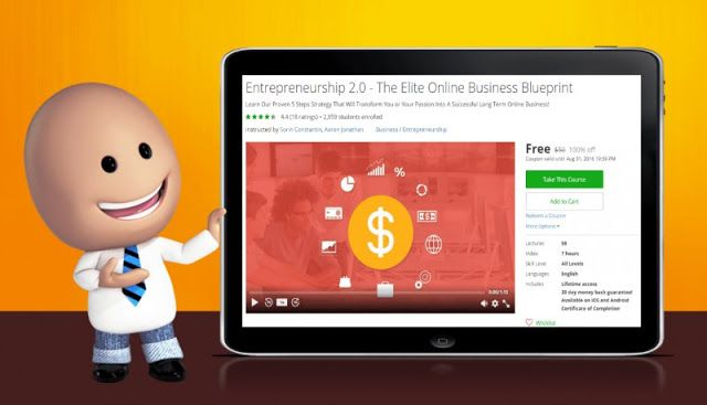 100 off entrepreneurship 20 the elite online business blueprint 100 off entrepreneurship 20 the elite online business blueprint worth 50 malvernweather Gallery