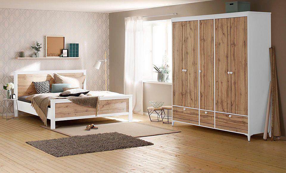 Schöner Wohnen Komplett-Schlafzimmer 4-teilig Janne Jetzt - schlafzimmer günstig online kaufen