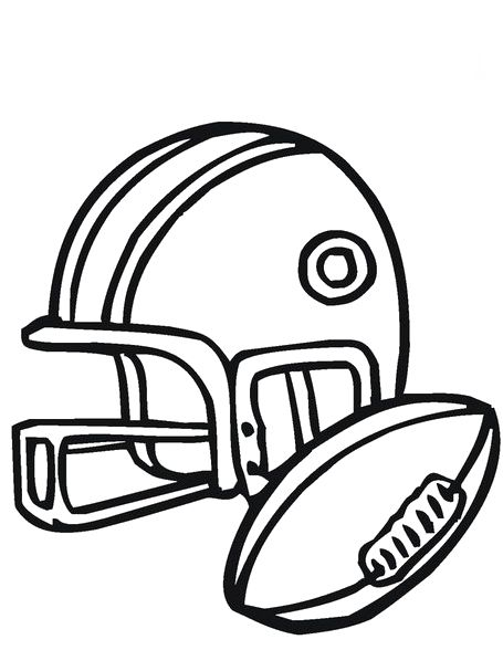 Auburn Tiger Footbal Helmet Coloring Pages Sports Coloring Pages