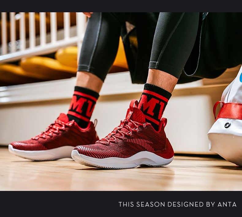 22d13648f9 This anta basketball shoes is klay thomposn a-shock 2.0 basketball outdoor  shoes