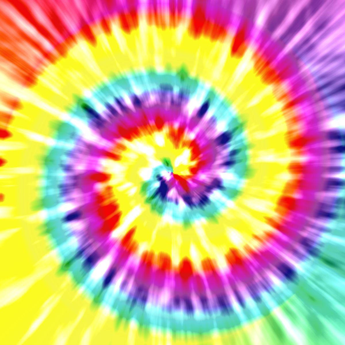 Fantasy sunburst Tie Dye | Photoshop Tie Dye Art by Aileen Everlast ...