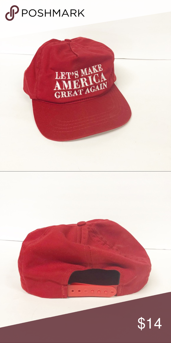 Make America Great Again Hat Hats Clothes Design Accessories Hats