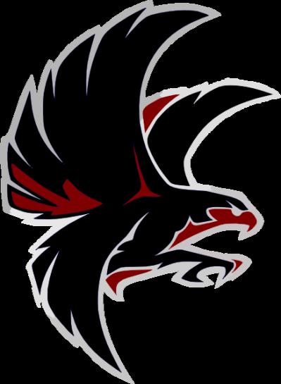 Falcon Clip Art At Clker Com Falcon Drawing Art Logos
