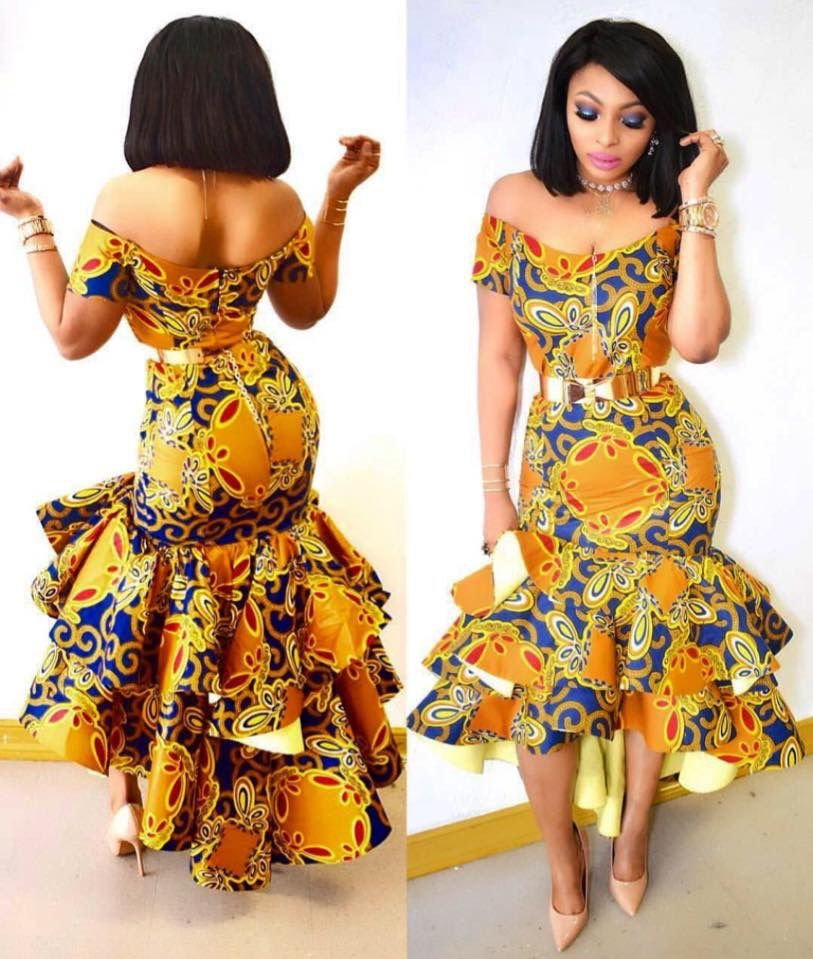 African Fashion Dress Designs Images Galleries With A Bite