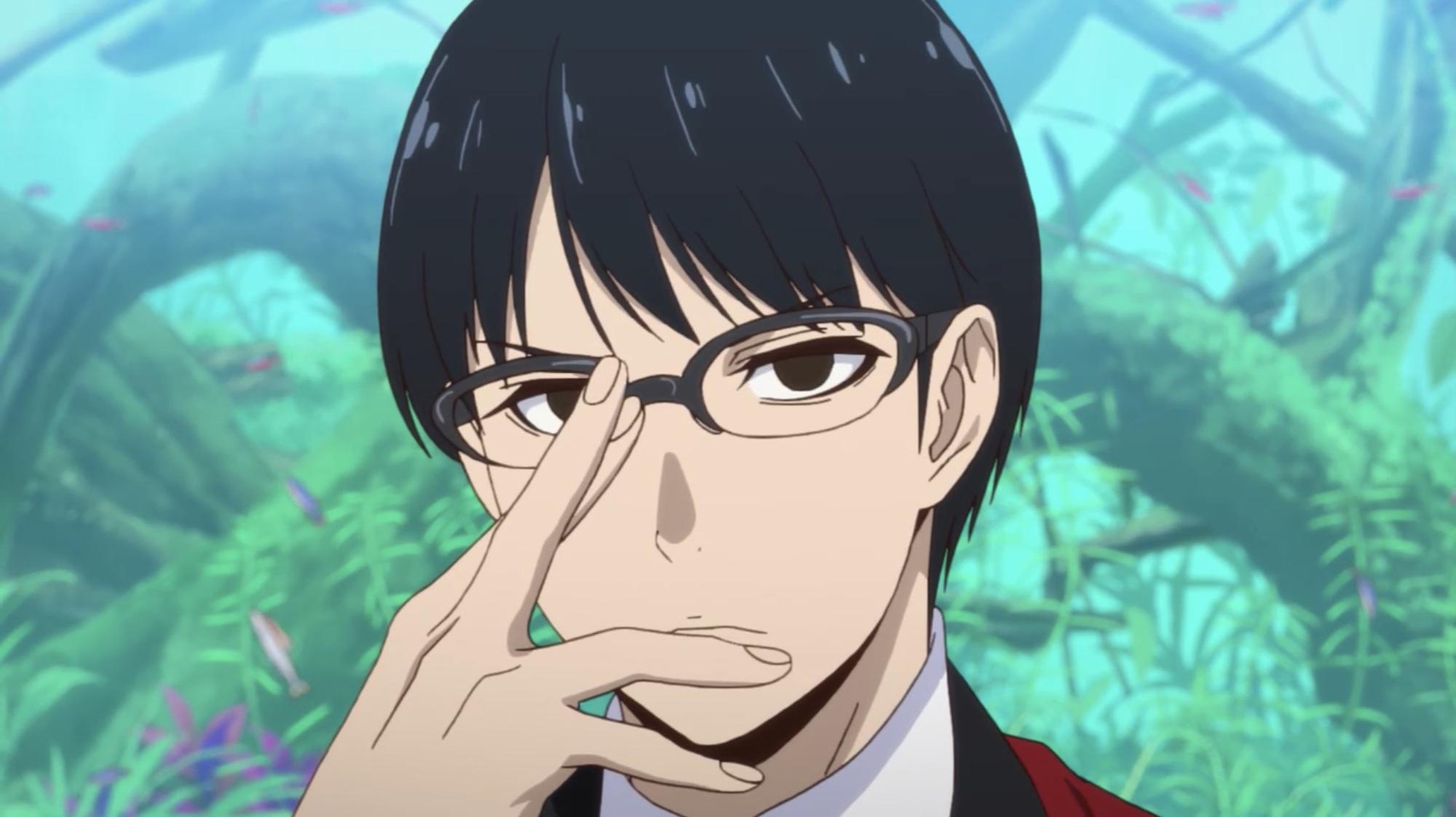 Kakegurui Manyuda Kaede Kakegurui anime ManyudaKaede